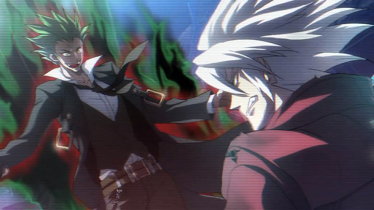 This Is My Goal! Ragna_the_Bloodedge,_Hazama_(Chrono_Phantasma_Trailer)