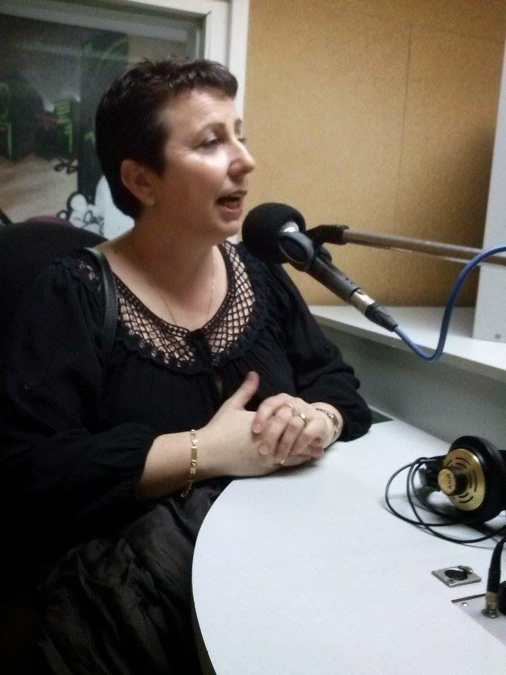 Entrevista en el programa de radio RUBÍ  AL DÍA