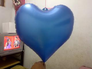 Balon Gantung Hati