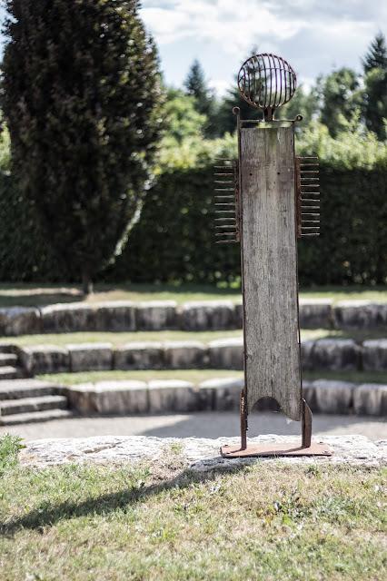 Garten der Sinne, Gartenskulptur, Theater im freien