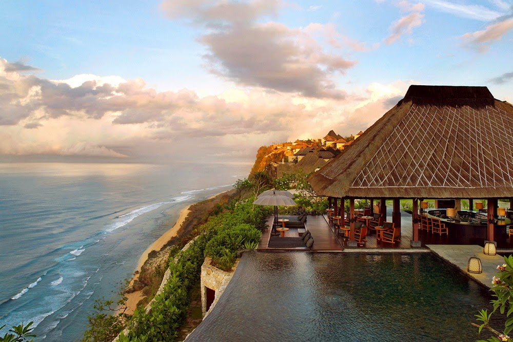 TOP 5 LUXURY RESORT TO GET MARRIED IN BALI BVLGARI RESORT & SPA