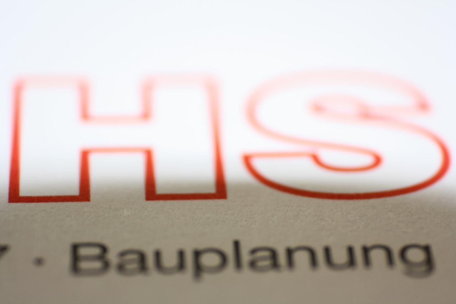 Ab ins Eigenheim - Hausbau mit der Firma HS- Bau (FIBAV): Die ersten ...