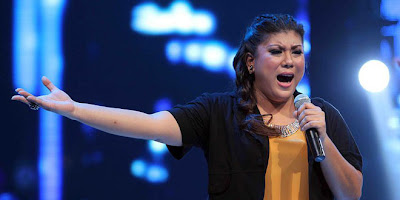 Regina Juara Indonesian Idol 2012