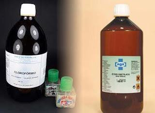 formula quimica perfume: