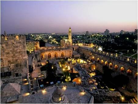 אם אשכחך ירושלים ♫
