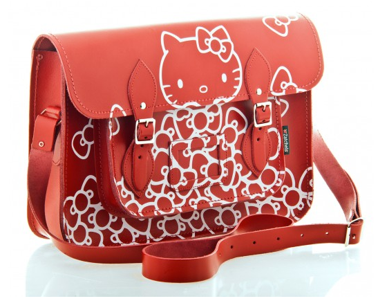 Limited Edition Hello Kitty Satchel