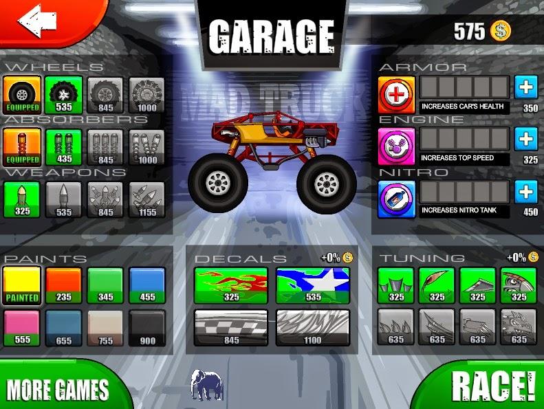 mad max truck and jeep games - truck oyunları jeep oyunları