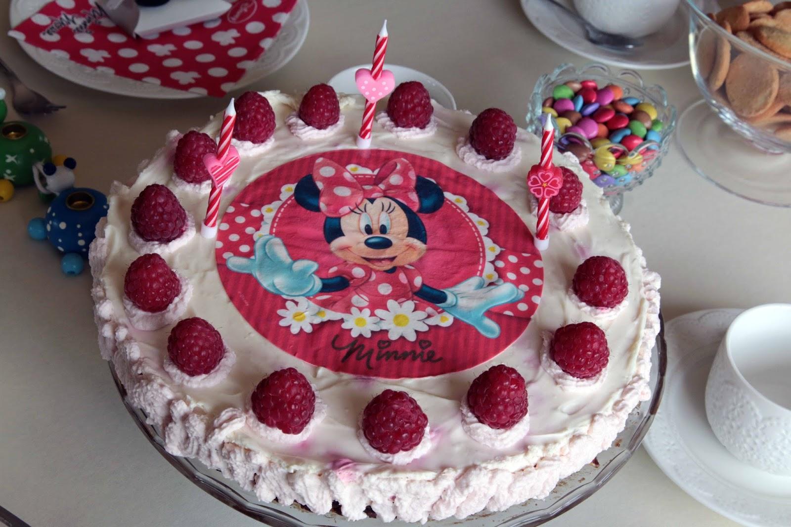 Papier, Stempel & Co: Minnie Maus Party