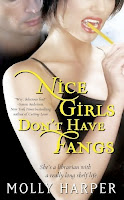 Book cover of Nice Girls Don't Have Fangs by Molly Harper