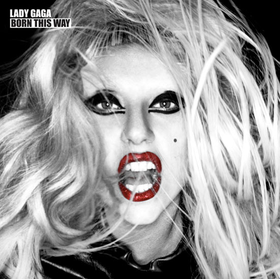 lady gaga born this way cd case. lady gaga 2011 album named