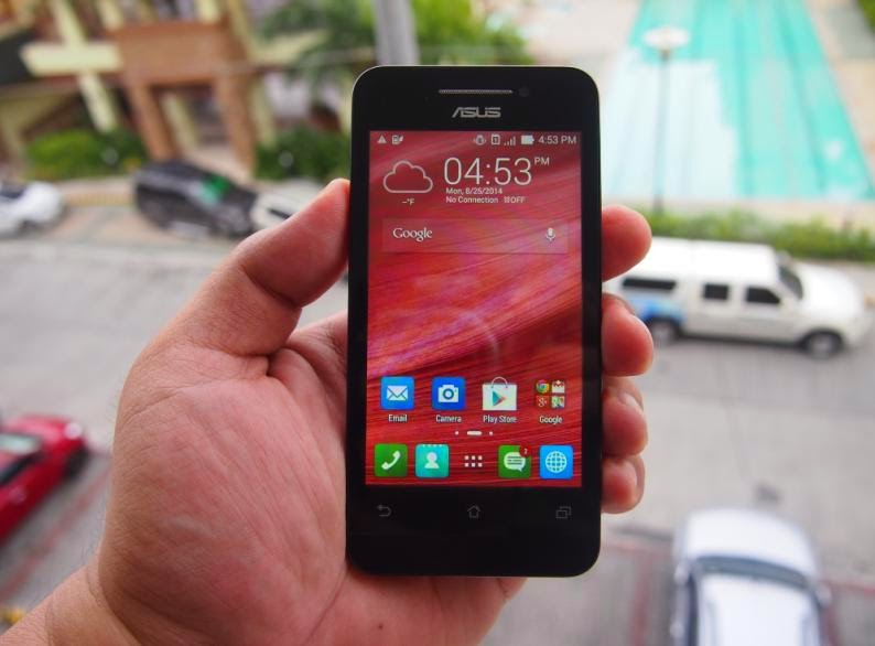 ASUS Zenfone 4 Review: First In Line