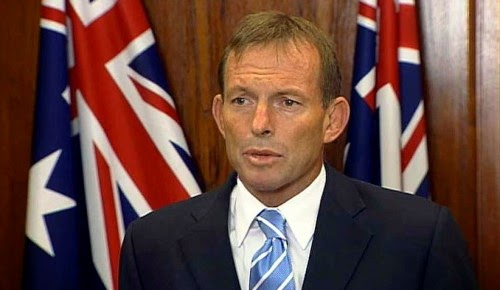 mh370-Tony Abbott