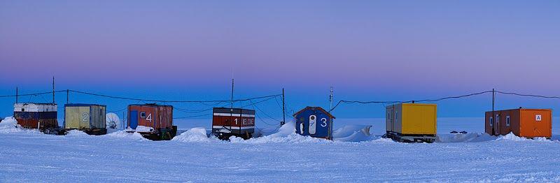 NOVO lennurada Antarktikas, NOVO runway in Antarctica Queen Maud Land