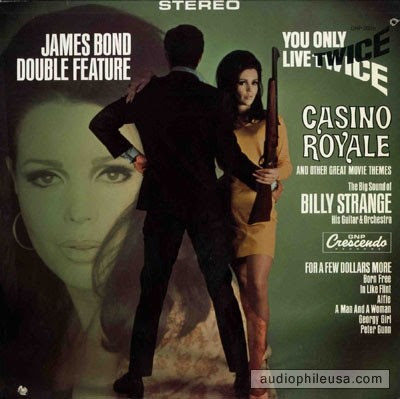 Billy Strange: James Bond Double Feature (1967)