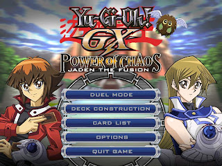 Yu-Gi-Oh! Power Of Chaos Jaden The Fusion PC Game (1)