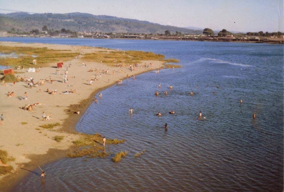 Playa en Las Animas por 1980