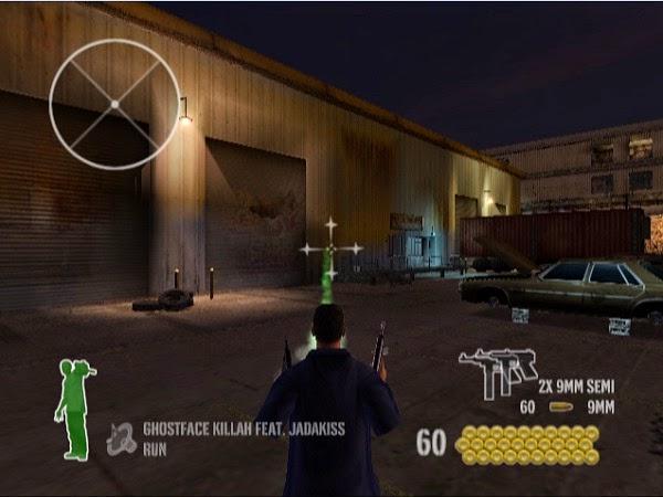 Juegos Para Play Station 25 To Life PS2