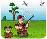 Cao thủ bắn vịt, chơi game ban vit online