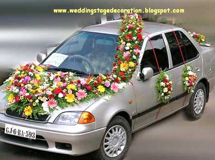 Indian Wedding Car Decorations 2011 The Indian weddings have modernized to