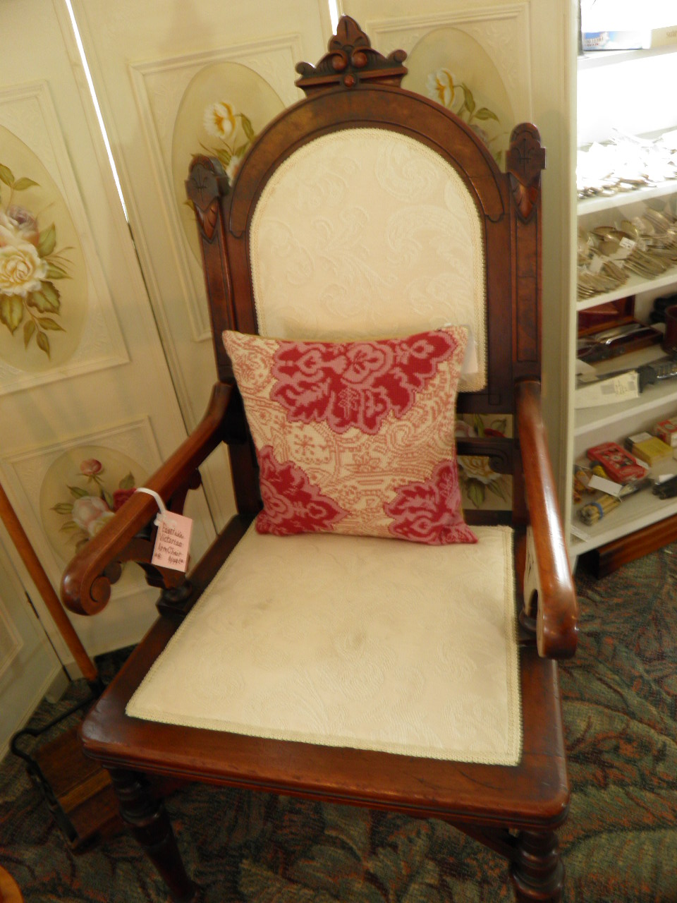 Beautiful Side Chair 245.00
