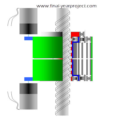 Mechanical Project on Regenerative Shock Absorber