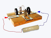 medel motor listrik sederhana