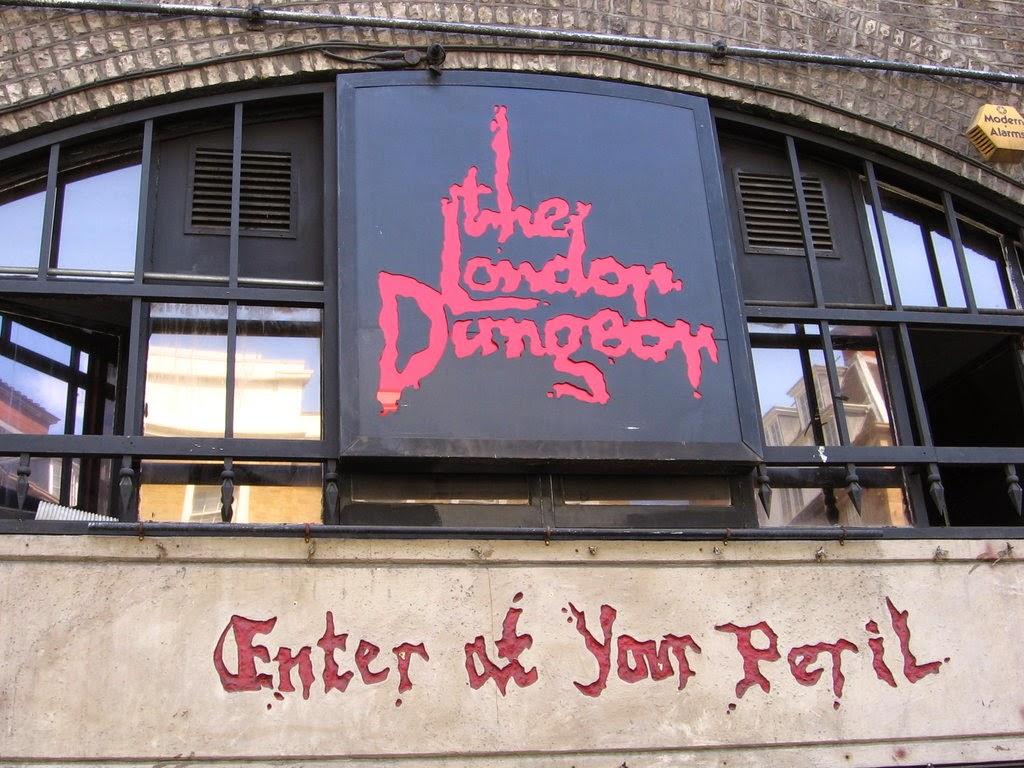 London Dungeon, Museum Tentang Kekerasan yang Dibuka di London