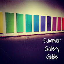 Summer Gallery Guide Part I