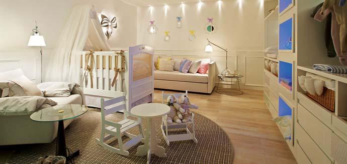 design interiores decoracao quarto bebe:Veja alguns estilos de quartos de bebê e quem sabe você pode