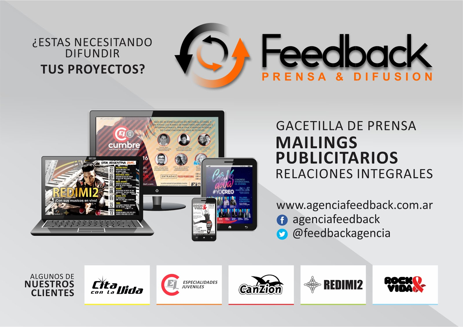 Agencia Feedback