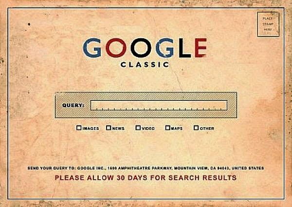 Google in 1950
