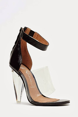 Jeffrey Campbell Not There Sandals