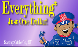 FREE IS MY LIFE: DEAL: Everything Just $1 at Michigan Ave ...
