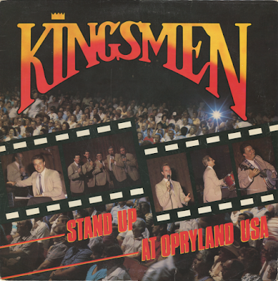 The Kingsmen Quartet-Stand Up At Opryland USA-