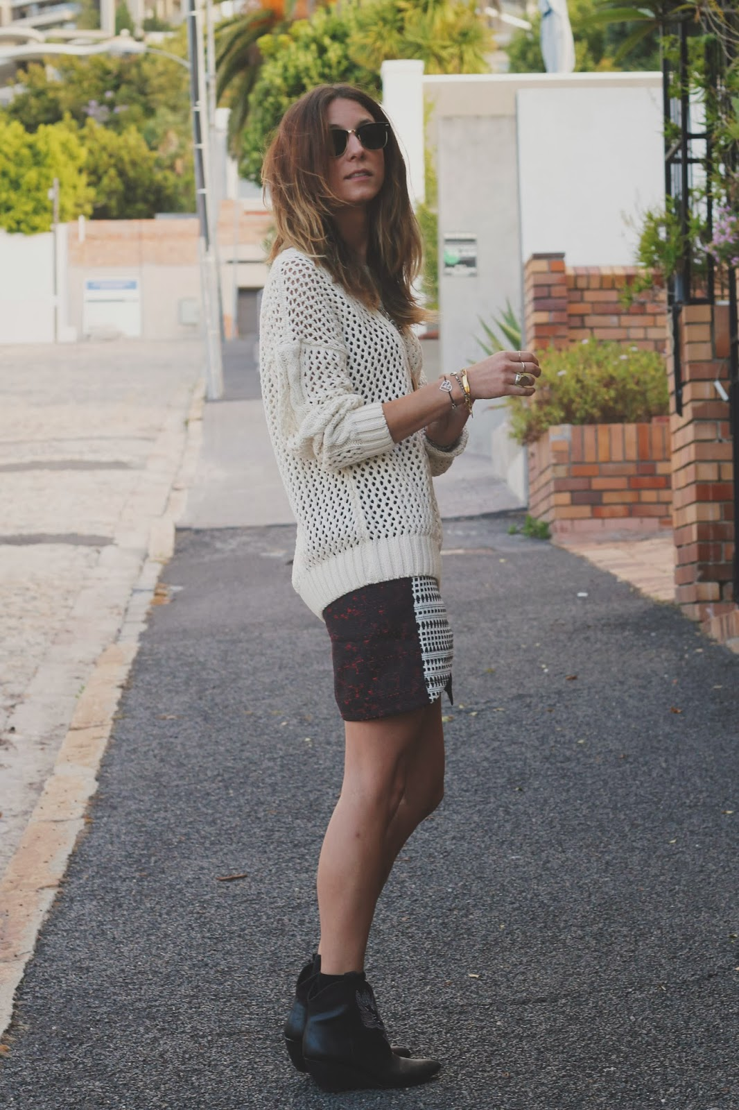 topshop, wrap skirt, tobruckave, fall, skirt, sweater