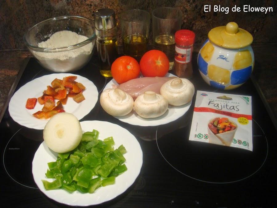 Empanada de Pollo Tex-Mex. Sólo apta para los que les guste el picante