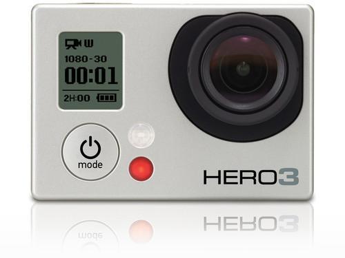 GoPro hero 3, gorpo, hero 3, camara de ación, neuva cámara