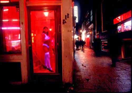 lang straat hoer rood haar in de buurt Amersfoort