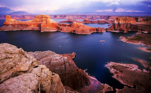 Lake Powell - Rio Colorado