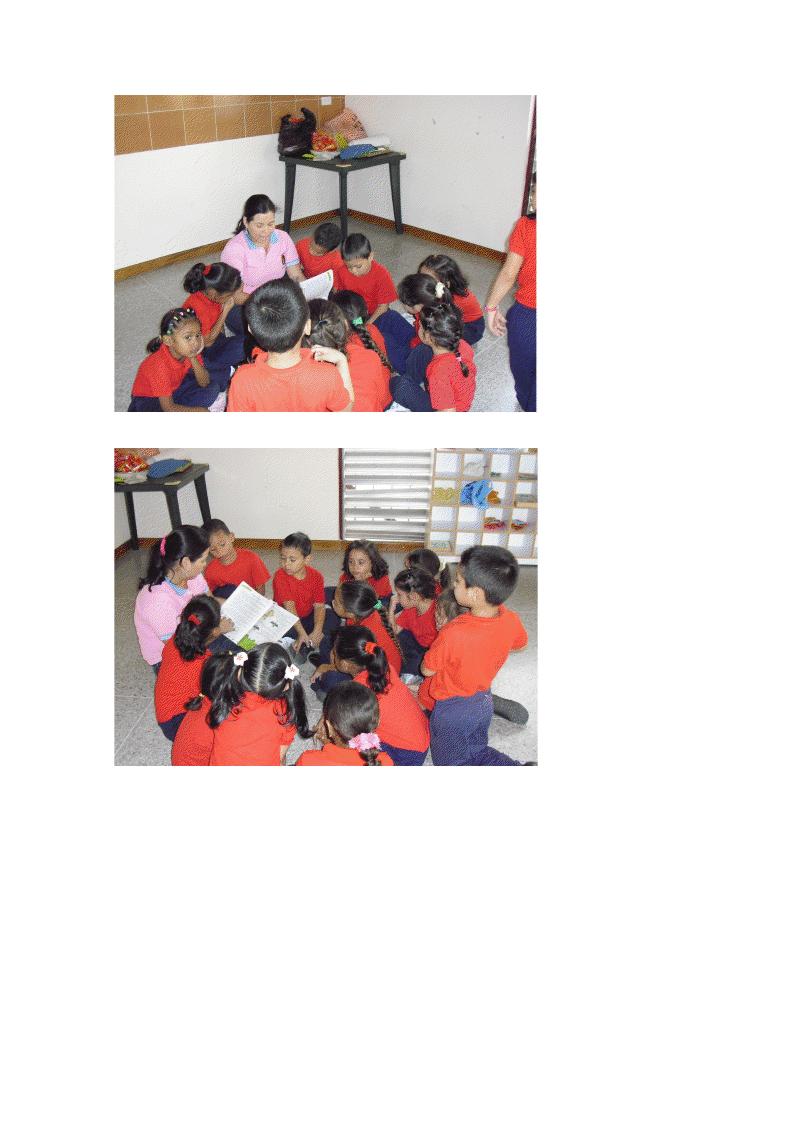 Papiro Infantil Promotoras De Lectura