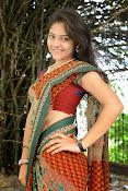 New actress Haritha glamorous stills-thumbnail-9