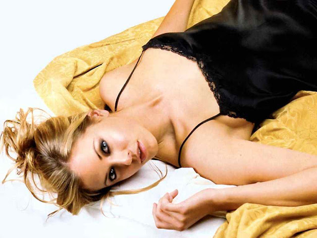 Actress Kristanna Loken
