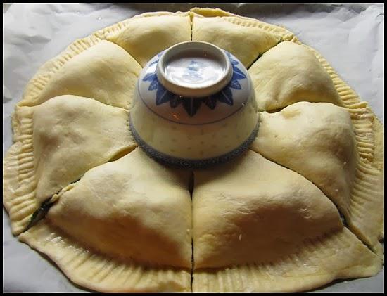 mon tiroir à recettes - blog de cuisine: tarte aux épinards en