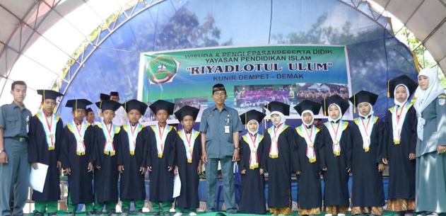 Lirik Dan Lagu Mars Madrasah Ibtidaiyah Abdi Madrasah