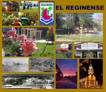 REGINA RIO Y SOL PARA QUERERTE MÁS....
