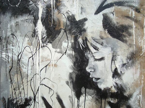 nuncalosabre. Pintura   Painting - ©Matteo Cattonar