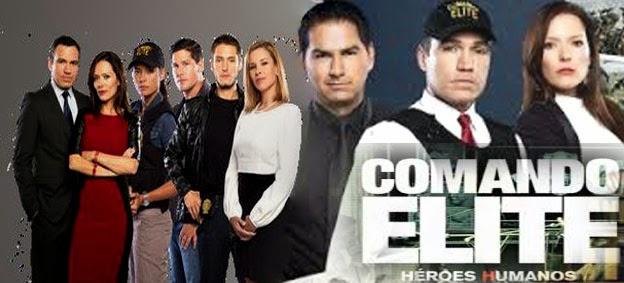 Comando Elite Capitulo 23 Martes 5 Noviembre 2013