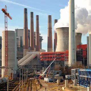 Energie et developpement - centrale thermique de Neurath (Allemagne) et captage du carbone