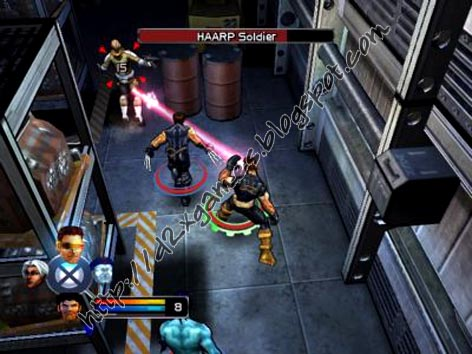 Free Download Games - X-Men Legends II
