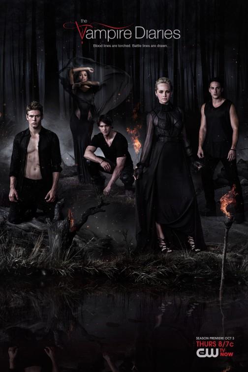 Vampire diaries season 7 premiere date in Sydney